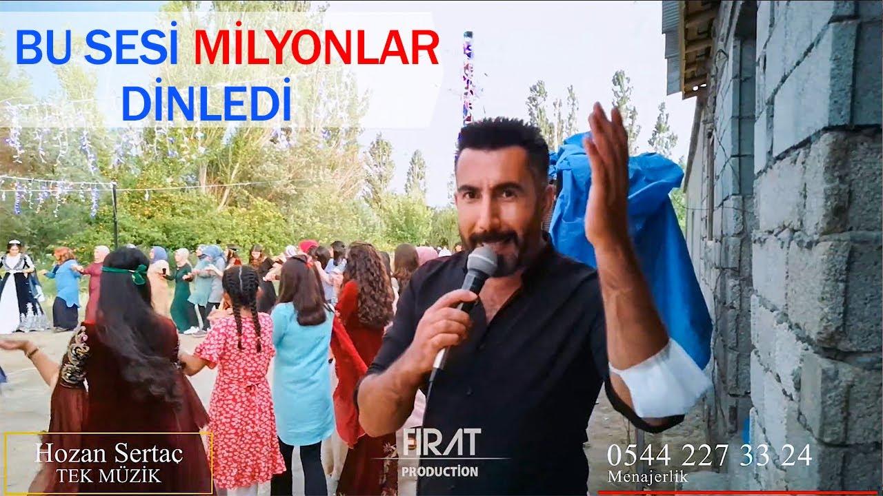 MİLYONLAR DİNLENDİ BU SES - TEK MÜZİK / HOZAN SERTAÇ (Düğün Videoları)