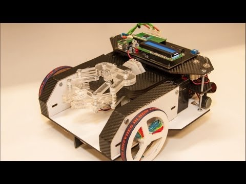 UCT Mechatronics 3rd year Robot Olympics 2012
