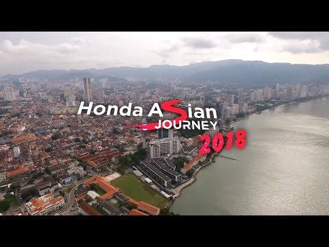 Honda Asian Journey 2018 Highlight Day 1
