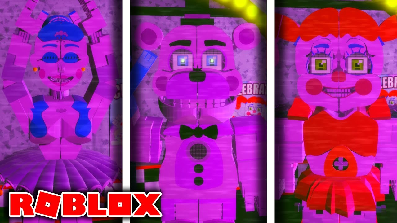 Second Map The Pizzeria Roleplay Remastered Roblox How To Get A Place In The Dark Badge In Roblox Freddy S Ultimate Hell دیدئو Dideo