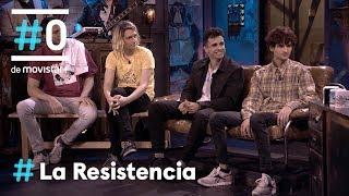 LA RESISTENCIA - Entrevista a Carolina Durante   #LaResistencia 28.11.2018