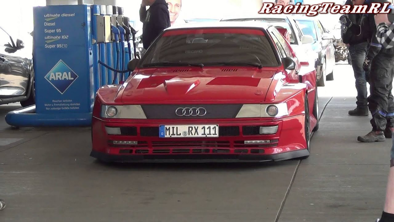 audi s1 quattro extreme on the n rburgring carfreitag 18. Black Bedroom Furniture Sets. Home Design Ideas