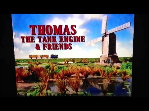 Start & End Of Thomas The Tank Engine: Rock 'N' Roll 1995 VHS (Australia) thumbnail