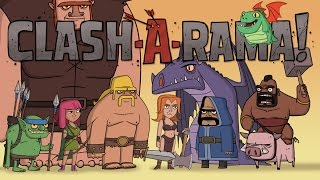 Clash-A-Rama!: Are you ready to Clash?
