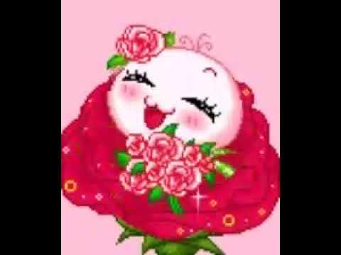 Gif de flores