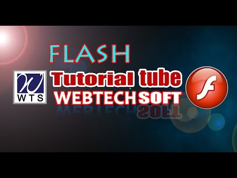 Webtechsoft Flash Bangla Tutorial Chapter 1