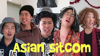 REAL ASIAN FAMILY SITCOM