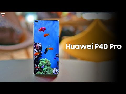 Huawei P40 Pro - OFFICIAL LOOK