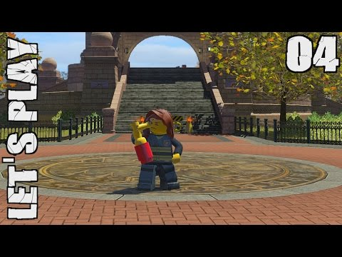 LEGO CITY UNDERCOVER (FR) - Mode LIBRE #04 : LADY LIBERTY ISLAND - LET'S PLAY