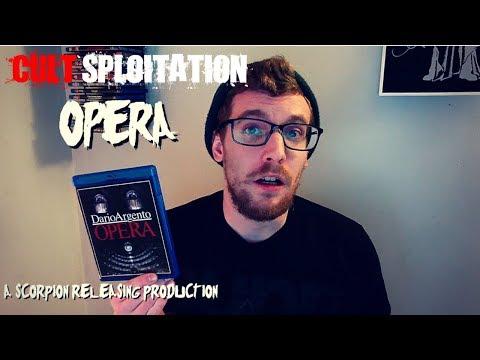 Opera Blu ray Review (Scorpion Releasing)