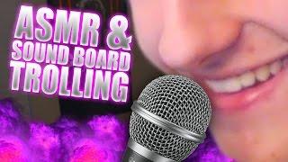 ASMR & SOUNDBOARD Voice Trolling on Xbox Live! *WHEEZE WARNING*