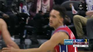 Landry Shamet | Highlights vs Cleveland Cavaliers (12.16.18)