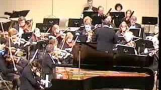 Beethoven Piano Concerto #2, 2nd movt