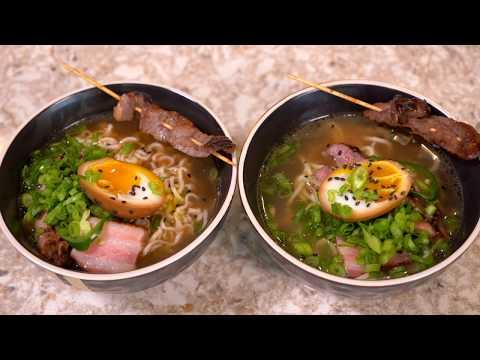 Simple & Savory: Chef Nate cooks Saimin