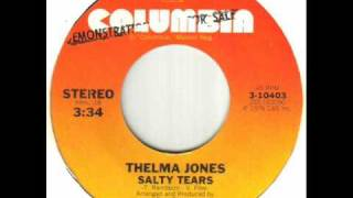 Thelma Jones - Salty Tears.wmv