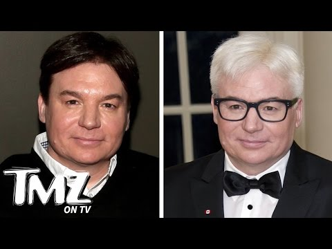 Mike Myers Looks So Different These Days! | TMZ TV