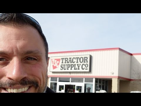 Best Clearence Tool Deals At Tractor Supply (January 2019)