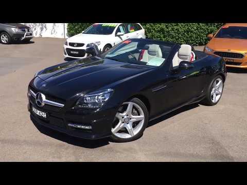 Mercedes Benz SLK250 AMG 2012 @ Newcastle Vehicle Exchange