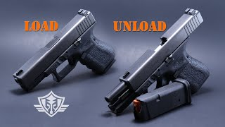 Handgun 101: How t๐ Safely Load and Unload a Semi-Auto Pistol and Magazine
