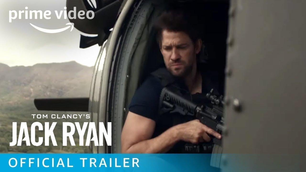 Download Tom Clancy's Jack Ryan Season 2 - Official Trailer | Prime Video