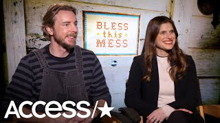 'Bless This Mess': Dax Shepard & Lake Bell Seek The Simpler Life In Their Fish-Out-Of-Water Comedy