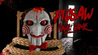 ÚLTIMO JOGO DO PIGSAW ! (PIGSAW FINAL SAW GAME)