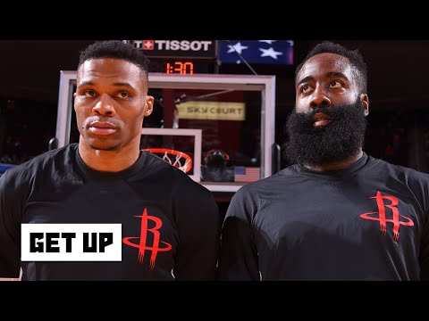 [ESPN] Russell Westbrook and James Harden have trust issues – Jay Williams | Get Up