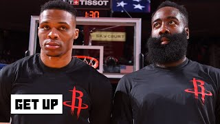 Russell Westbrook and James Harden have trust issues – Jay Williams | Get Up