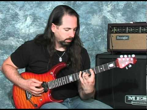 John Petrucci  Mark V  Settings and Tone Tips Part 1