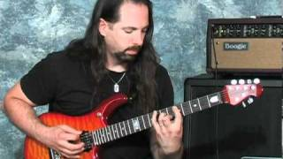 John Petrucci -- Mark V -- Settings and Tone Tips (Part 1) thumbnail