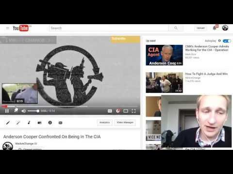 The CNN CIA Manipulation Against Trump
