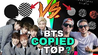"""BTS COPIED TØP.."" (&5 SOS)4 minutes of TOTAL DISAPPOINTMENT (TØP) 3"