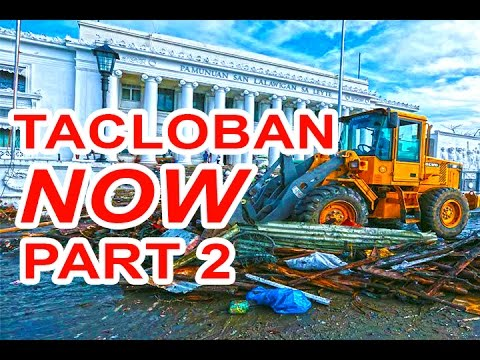 3 years After Yolanda Hit the Philippines Part 2