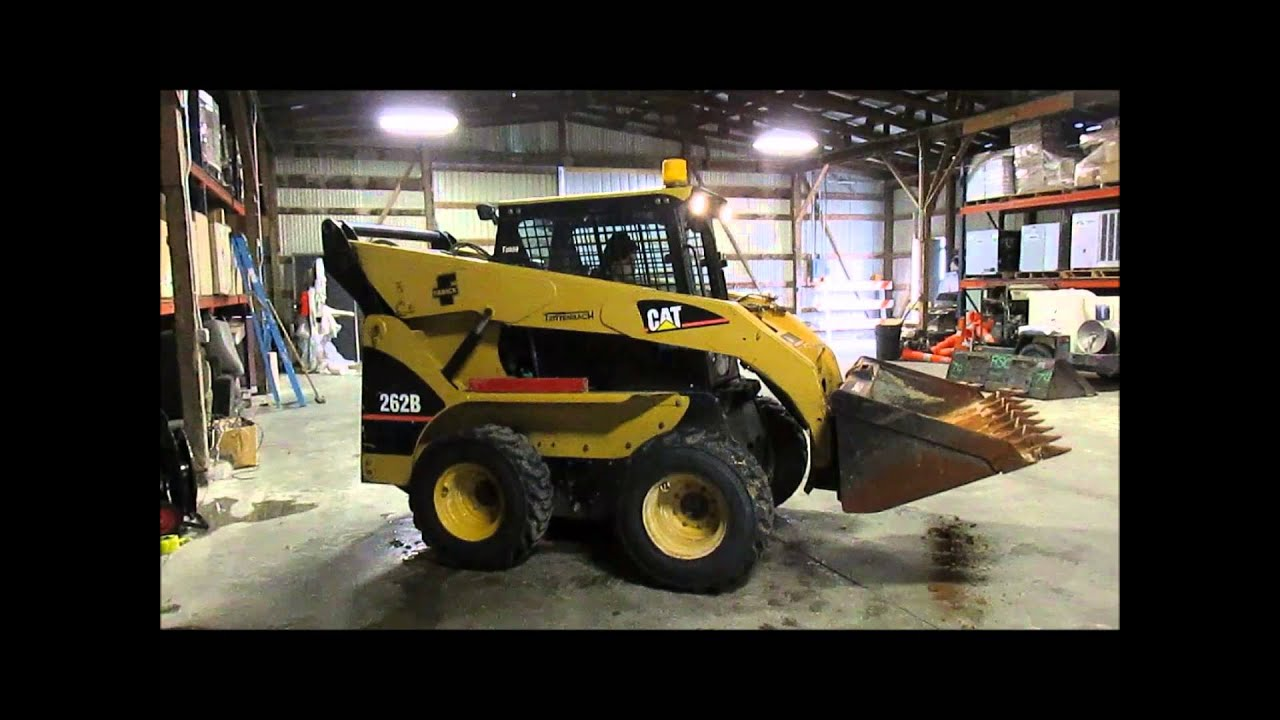 2004 Caterpillar 262B skid steer for sale | sold at auction February 12,  2015
