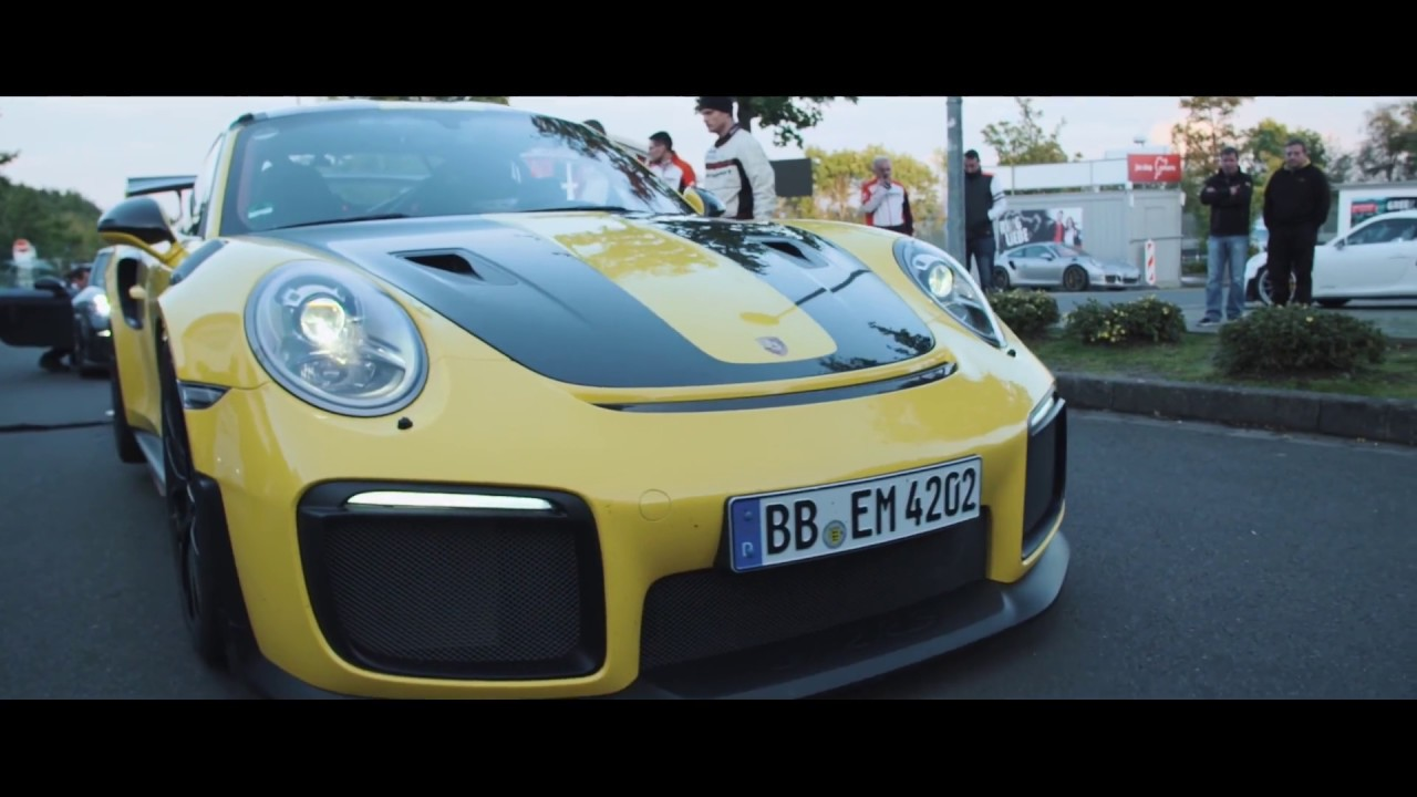 porsche 911 gt2 rs 991 sets 6 47 3 m n rburgring nordschleife record time youtube