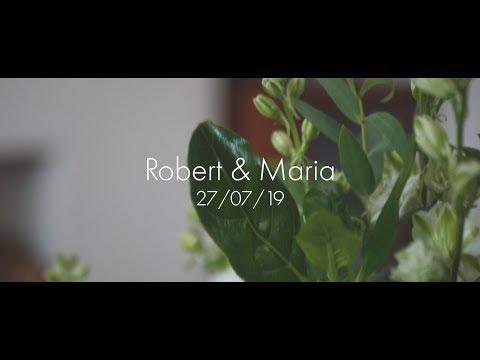 Rob And Maria Wedding Highlights