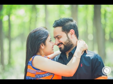 Strangers to soulmates//Best pre wedding shoot 2017// Ankit & Jasreen// Amritsar//