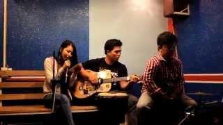 Chuyện như chưa bắt đầu Acoustic Cover by Ngọc Hân Guitar Hậu Heo