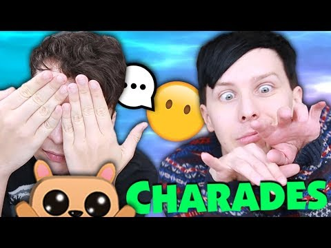 We Play Charades But This Time It's Phil's Turn