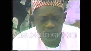 How MKO Abiola Celebrated his 50th Birthday in 1987