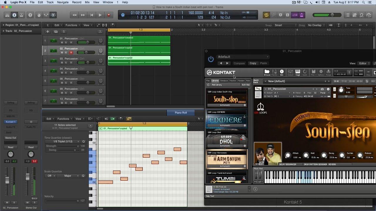 Kuthu Music Making Using Fl Studio Default Plugins In Tamil