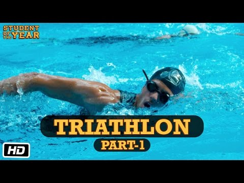 Triathlon: Part 1 - Student Of The Year | Sidharth Malhotra, Alia Bhatt & Varun Dhawan