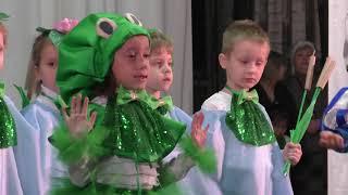 Детский сад № 13 – «Две лягушки»
