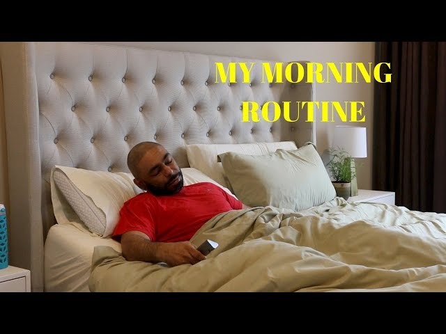 How Having A Morning Routine Will Make You More Successful/My Morning Routine