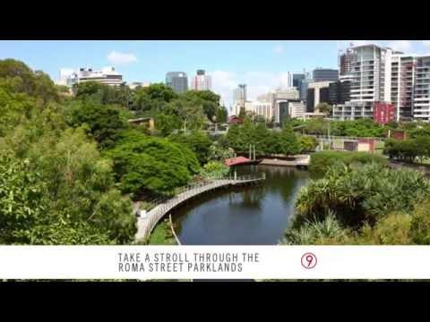 Brisbane - Top 10 Sights