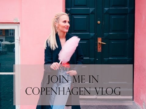 Work trip to, events, press day in Copenhagen - April 2017