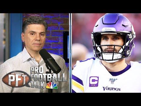 Minnesota Vikings Must Address Future Starting With Mike Zimmer | Pro Football Talk | NBC Sports