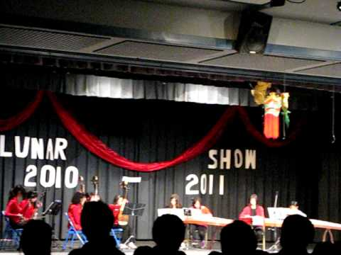 MHS Lunar Show 2011: Chinese Traditional Orchestra part 1