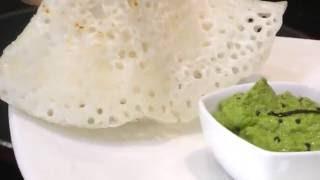 घवण  अबळ  Ghavne Recipe  Amboli Recipe  Instant Rice Dosa by madhurasrecipe