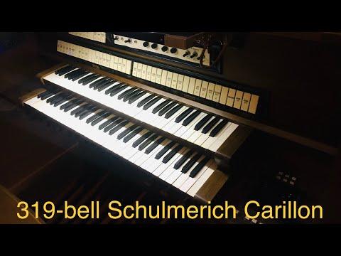 Rigaudon (Campra) - Schulmerich Carillon